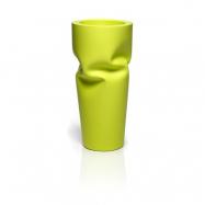 Elastický potah na kulatý cateringový stůl ∅ 120, Barva Zelená