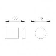 Fén Valera Premium 1200 Shaver, bílý - 533.03/037R