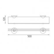 Fén Valera Premium 1200 Compact Super, bílý - 533.03/036