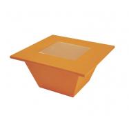 Plastová popelnice CLD 120, antracitová