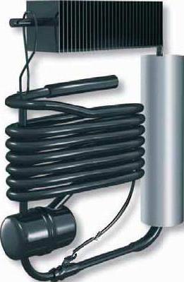 Absorpční chlazení minibaru - absorpční minibary