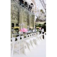 Svítící designový stojan Bartolomeo Display