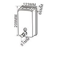 Tork Xpress® Mini zásobník na papírové ručníky Multifold - černý