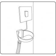 Tork Xpressnap® stolní zásobník na ubrousky, šedý