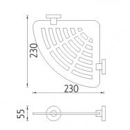 3 stojánkové Securit tabulky TEAPOT