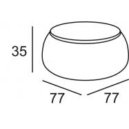 Rámeček na plastové sáčky (240 L)