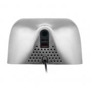 Bazénový hadicový osoušeč vlasů JET 2400 W, ocelový