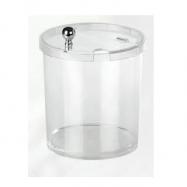 Skládací cateringový stůl Kompakt 120 - šedý