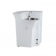 Bezdotykový malý dávkovač mýdla S3 - bílý