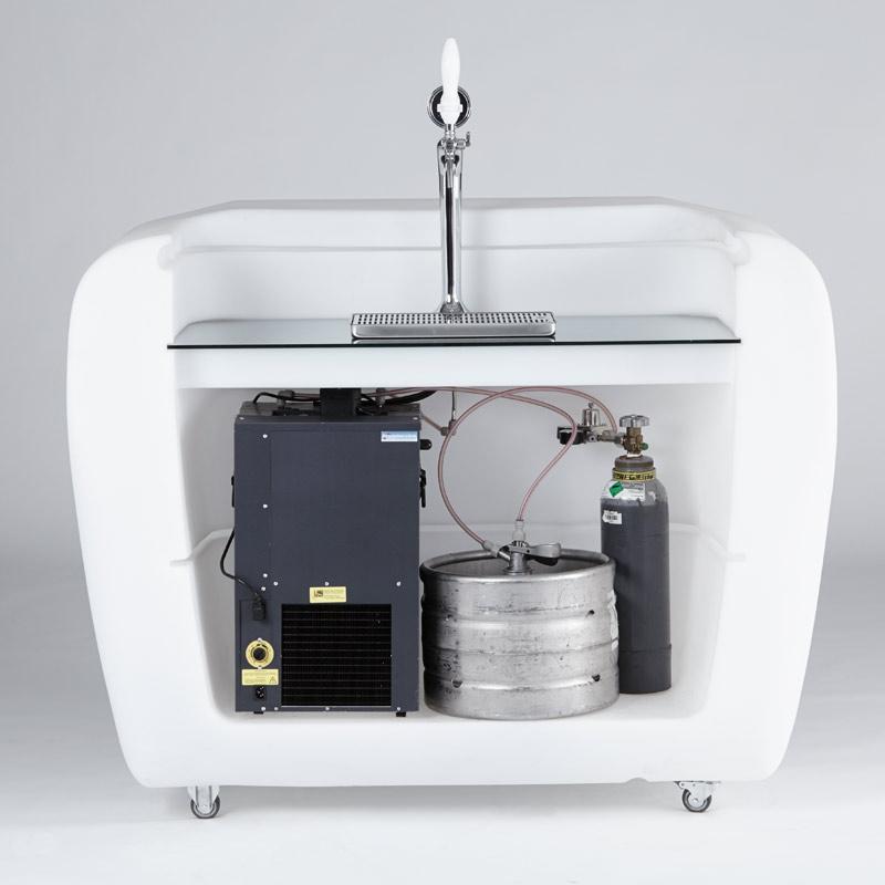 Výčepní zařízení s chlazením k baru Roller
